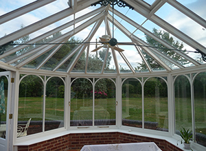 amdega roof roller blinds gloucestershire